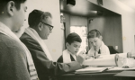 Jewish boys study Torah