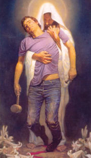 Me Saved by Jesus