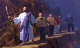 Follow God's Savior