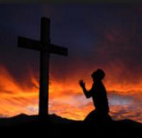 Praying Man 2