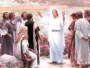 Jesus Talking