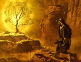 God Called Moses