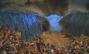 God Opened Red Sea