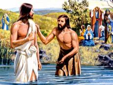 Jesus Baptism 7