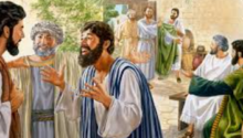Jesus First Visit 8