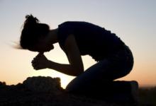 Jesus Prays 11