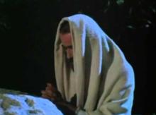 Jesus Prays 4