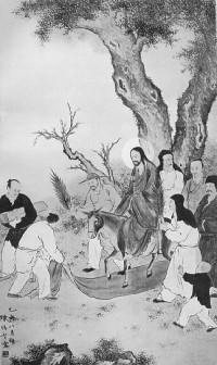 Jesus16TriumphalEntryChineseArt (200 x 336)